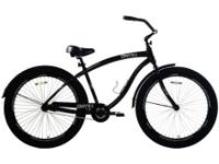 "29"" Genesis Onex Cruiser Men's Bike, Black. ** OPEN TO"