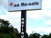 AAA Resale Antiques and Collectables was just recently