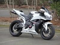 FOR SALE 2007 Honda CBR 600RRIts won three straight AMA