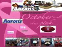 Aaron's Franchisee to Donate $20,000 to the American