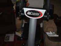 Great ab coaster moving must sell 150 or best offer