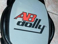 Gym Equipment Ab Dolly With Knee Pad Sell only $15 This