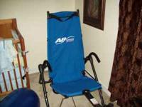 i have for sale ab lounge sport like new! call  sirious