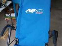Ab lounger Sport In Very good Condition, hardly used