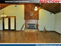 Online Auctions Georgia Hunting Land and Lodge Auction