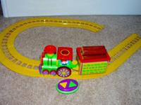 Excellent Condition! Comes with Train, Remote, and