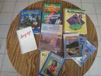 I have the ABeka 6th Grade curriculum. Includes most
