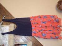2 junior dresses size small -- both in great condition