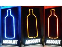 Absolut Vodka LED SIGN (Neon-Like Like-New!! NO