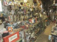 ABSOLUTE LIVE ESTATE AUCTION - TOOLS, TRACTOR Estate of
