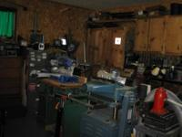 ABSOLUTE ONLINE MACHINE SHOP AUCTION - ONSITE Living
