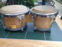 Birch wood  groove percussion Excellent sound And
