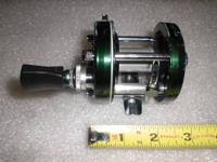 Up for sale is a Baitcasting Fishing Reel.  Abu.