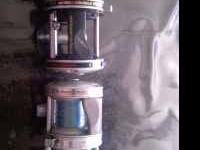 EACH REEL JUST 65.00 BUCKS SILVER IS 5500 SERIES BLACK
