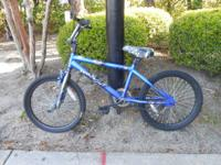 "We are marketing a Void 20"" BMX Bike as is. It is"