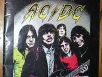 For sale is a copy of ROCK N ROLL #22 AC DC COMIC BOOK