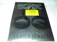 (NEW, NEVER OPENED) - AC/DC FAMILY JEWELS  2 DVD SET -