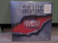 AC/DC The Razors Edge original (not a reissue) 1990
