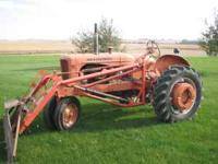 AC WD tractor for sale. This would make a excellent
