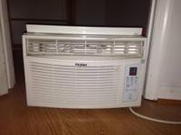 Fully working good condition window AC unit  show