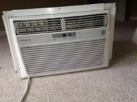 6,500 BTU AC unit. Fully functional & good condition