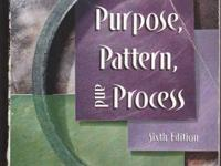 Purpose, Pattern, and Process  6th Edition by Lennis