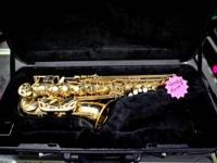 Great Alto Sax, call for details. Come test it out.