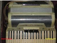 I have a used accordian that was used by my wife in the