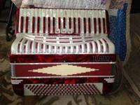 Selling my beautiful Titano Italian made accordion ,