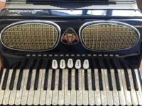 Accordiana by Excelsior Accordion Model 308. This