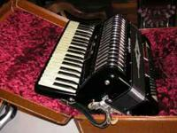 I have a vintage Accordion with case. it has the name