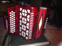 Accordion forsale great for a beginner dat what to
