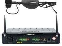 Up for sale is a Samson airline wireless mic I only
