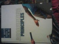I am selling used accounting book titled Accounting