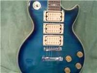 This is a replica of a Gibson Ace Frehley Signature