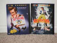 $4.00 each or $6.00 for the set Ace Ventura Pet