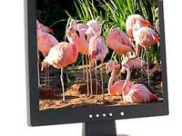 19 inch acer flat screen monitor works fine only reason