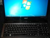I have an Acer Aspire 5532  3gb RAM  1.6 GHZ Processor