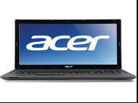 Acer Aspire 5733z in great condition. Used for school