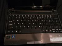 - Like New Acer Netbook - Barely Used, Have a Desktop -
