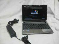 FOR SALE, NICE ACER ASPIRE ONE NETBOOK. WINDOWS 7 OS,