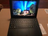 Convertible Laptop/Tablet. Microsoft 10. Owned for less