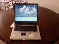 Acer Laptop In Great Working Condition! No Viruses,