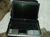 15' acer laptop in good condtion works good includes a