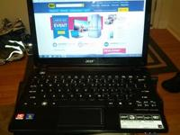 Acer 11.3in inch Model - Aspire one A0725-0802 1.0 AMD