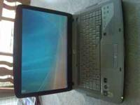 i am selling a Acer Aspire 5520 laptop AMD athlon 64 X2