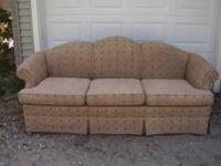 "This is a ""Clayton Marcus""couch.It has been refurbished"