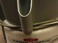 This is a Acme 5001Supreme Juicerator for only $30 cash