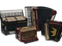 Button, Keyboard, & Chromatic Accordions