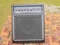 Acoustic Amp for sale. Need quick sale. Sale price